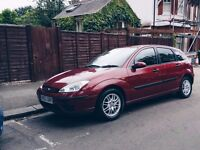 Ford Focus 1.6 petrol GOOD CONDITON for SALE