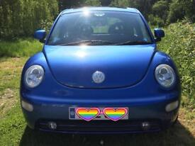 VOLKSWAGEN BEETLE - EXCEPTIONALLY LOW MILEAGE ** ANY INSPECTION WELCOME **