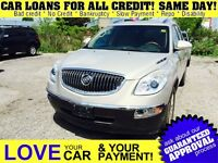 2008 Buick Enclave CX * 7PASS * CAR LOANS FOR ALL SITUATIONS