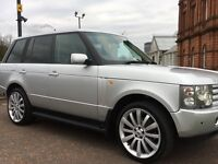 Immaculate LPG AUTOGAS Range Rover
