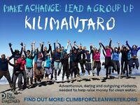 Kilimanjaro Challenge Leader