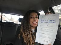 AUTOMATIC or MANUAL in barking Area Driving lessons 10 year experience , I'm a grade 6 ADI