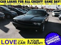 2012 Dodge Challenger * LOW KMS * LEATHER