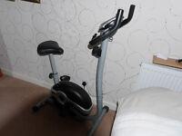 Tesco magnetic exercise bike