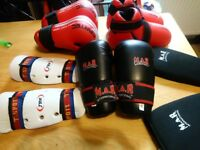 Kids martial arts gear