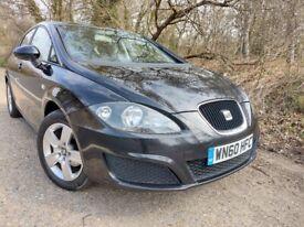 image for 2010 60 SEAT Leon S 1.9 TDi Black, 2 Keys, Sport, VW Golf, Audi A3
