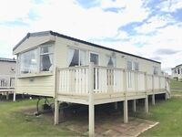CHEAP 2 BEDROOM STATIC CARAVAN FOR SALE ON THE NORTH EAST , PET FRIENDLY , LOW FEES , DURHAM