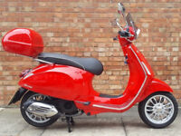 Vespa Sprint 125 ABS, Immaculate condition, 2024 miles