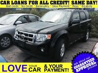 2012 Ford Escape XLT * 4WD * POWER ROOF * LEATHER