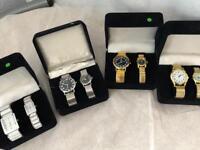 Job lot Watch gift sets