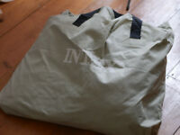 Intex Double Air Bed + electric pump and bag