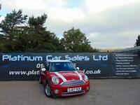 MINI HATCH COOPER D (red) 2007