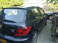 Peugeot 307 2.0 HDI spares or repair. 135,000 miles 2004 plate
