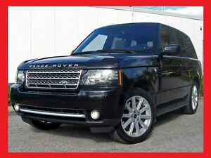 2012 Land Rover Range Rover SUPERCHARGED!!!+LOADED