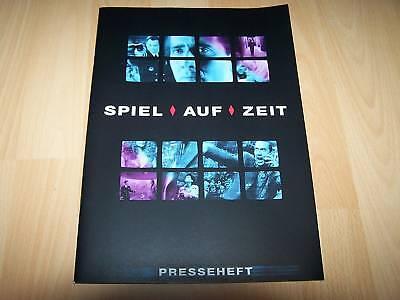SPIEL AUF ZEIT - Presseheft BRIAN DE PALMA Nicolas Cage