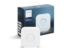 Philips Hue Bridge 2.0 Apple Home Kit Alexa NEW WARRANTY