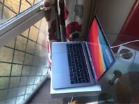 "13"" Space Grey MacBook Pro Retina Display , intel Core i7, 16GB RAM , 500GB SSD"