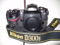 Nikon D300s DSLR - Body Only