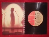 Cliff Richard and the Shadows A5 Handmade Vinyl Notebook