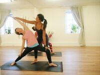 Introduction to Yoga | Workshop | City Centre Glasgow