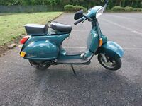 Vespa 150 low miles px and delivery possible