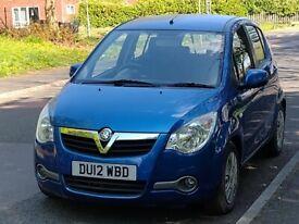 image for Vauxhall, AGILA, Hatchback, 2012, Manual, 996 (cc), 5 doors