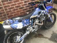 Yamaha wr 426 for swap