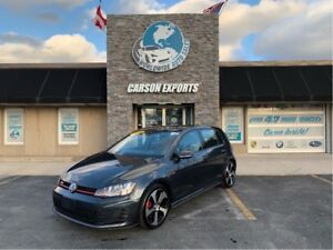 2015 Volkswagen GTI WOW SHARP GTIBAHN! FINANCING AVAILABLE!
