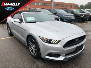 2017 Ford Mustang GT Premium | Leather | Navi | Convertible