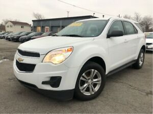 2014 Chevrolet Equinox LS - Ex-Lease -  - Bluetooth