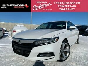 2018 Honda Accord Touring | FULLY LOADED | 3M | REMOTE START | W