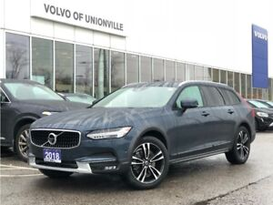 2018 Volvo V90 Cross Country T6 AWD FINANCE FROM 0.9% O.A.C.