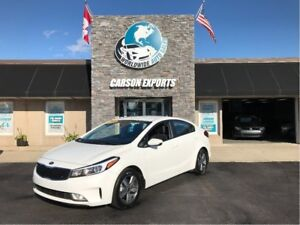 2018 Kia Forte LOOK LX W/ ONLY 18K! FINANCING AVAILABLE!