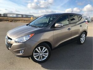 2013 Hyundai Tucson Limited-DUAL S/ROOF-ALLOYS