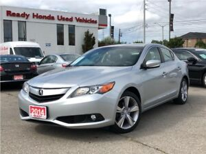 2014 Acura ILX Premium Pkg  - Leather - Sunroof - Back up Camera