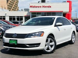2015 Volkswagen Passat NEW TIRES-Comfortline-leather-sunroof