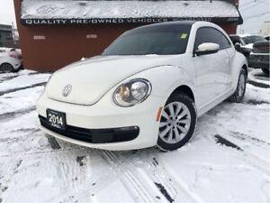 2014 Volkswagen Beetle 2.0 TDI Comfortline | DIESEL | ROOF | NO