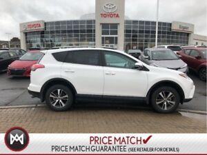 2018 Toyota RAV4 AWD-BLUETOOTH,BACKUP CAMERA,HEATED SEATS & MORE