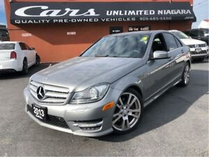 2013 Mercedes-Benz C-Class 350 | NAVI | 4-MATIC | CAMERA | ROOF