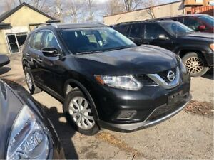 2015 Nissan Rogue S | 1 OWNER | CAMERA | BLUETOOTH | ECO ...