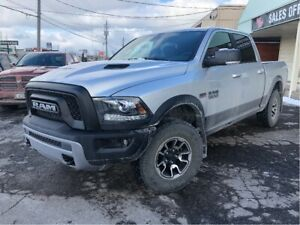 2016 Ram 1500 Rebel 4WD Navigation Sunroof 8.4 Touch Screen