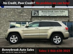 2011 Jeep Grand Cherokee Laredo 4X4 LATHER HEATED SEATS CAR STAR