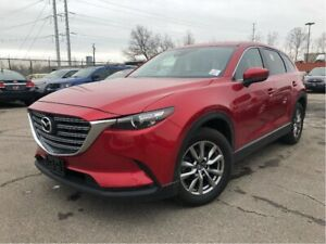 2017 Mazda CX-9 GS-L AWD Leather | Nav| Sunroof| 7Pass | Htd S W