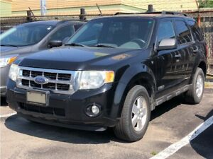 2008 Ford Escape XLT-as is-uncertified-local trade