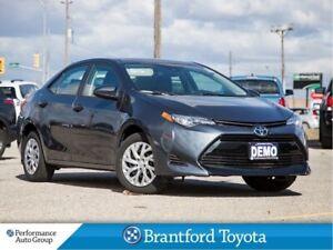 2019 Toyota Corolla LE, Heated Seats, Camera, Bluetooth, Demo Un