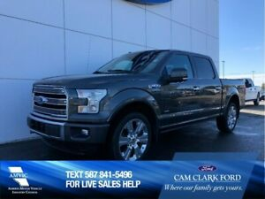 2016 Ford F-150 Limited 900A 3.5L Ecoboost with Remote Start