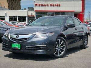 2015 Acura TLX 3.5L SH-AWD-V6-one owner-very clean