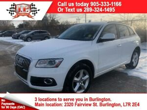 2016 Audi Q5 2.0T Komfort, Automatic, Leather AWD, 50, 000km