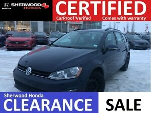 2015 Volkswagen Golf 1.8 TSI Highline| HEATED LEATHER|FOG|BLUETO