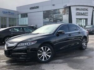 2017 Acura TLX accident free